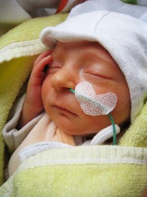 Sleeping-newborn-baby-NICU